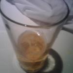 Blurred beer.
